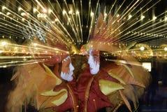 Carnival Mask in Venezia Stock Photos