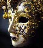 Carnival mask from Venice. Carnival mask from Ventian carnival Stock Images