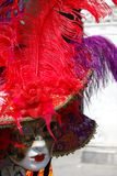 Carnival mask, Venice Royalty Free Stock Image