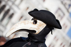 Carnival mask in Venice Stock Photo