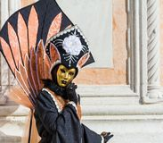 Carnival mask in Venice. The Carnival of Venice is a annual festival held in Venice, Italy. The festival is word famous for its el. Aborate masks royalty free stock photos