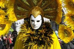 Carnival mask of Venice Carnival Stock Images