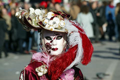 Carnival mask of Venice Carnival Royalty Free Stock Image