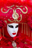 Carnival mask in Venice Italy Stock Photo