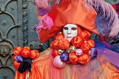 Carnival mask - Venice - Italy Royalty Free Stock Images