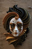 Carnival Mask, Venice, Italy Stock Images
