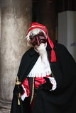 Carnival mask from Venice. Masquerade mask from carnival in Venice Stock Images