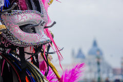 Carnival mask, Venice Royalty Free Stock Images