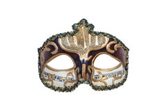 Carnival mask  on white background Stock Photography