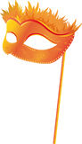 Carnival mask3 Royalty Free Stock Photography