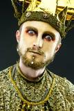 Carnival Masked man Royalty Free Stock Photo