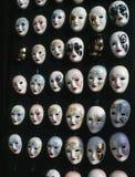 Carnival masks Stock Photography