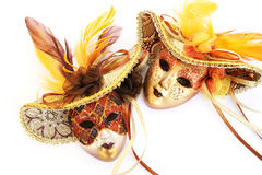 Carnival masks Stock Photography