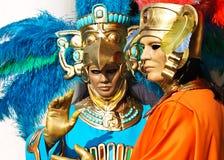 Carnival masks Royalty Free Stock Photography