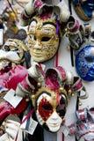 Carnival masks as souvenirs, Venice Stock Photography