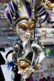 Carnival masks as souvenirs, Venice Royalty Free Stock Photos