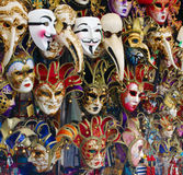 Carnival Masks Stock Photos