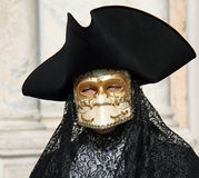 Carnival masks of Carnival of Venice Royalty Free Stock Photo