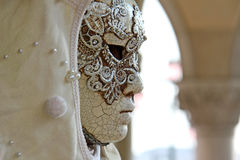 Carnival masks of Carnival of Venice Stock Photography
