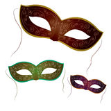 Carnival masks Royalty Free Stock Photo