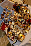 Carnival masks- Italy Stock Images