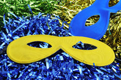 Carnival masks Royalty Free Stock Photo