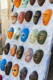 Carnival masks royalty free stock image