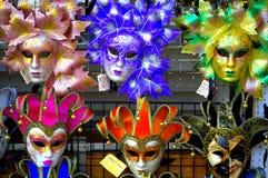 Carnival masks Venice Royalty Free Stock Photo