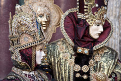 Carnival masks, Venice Royalty Free Stock Photos