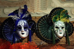 Carnival Masks, Venice, Italy Stock Photos