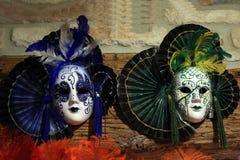 Carnival Masks, Venice, Italy Stock Photos