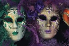 Carnival Masks, Venice, Italy Royalty Free Stock Photos