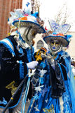 Carnival masks Venice Stock Photos