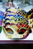 Carnival masks Venice, souvenirs Royalty Free Stock Image