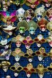 Carnival masks Venice, souvenirs Royalty Free Stock Photo