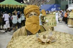 Carnival 2017 - Mocidade Independente de Padre Miguel Royalty Free Stock Photos