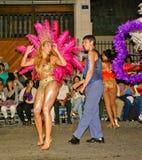 Carnival in MonteVideo Stock Photo