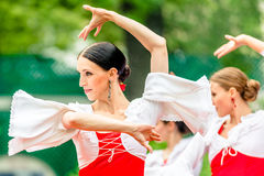 Carnival in Moscow, Russia Royalty Free Stock Image