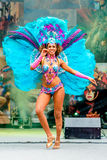 Carnival in Moscow, Russia Royalty Free Stock Photos