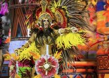 Carnival Muse Samba Dancer Brazil Royalty Free Stock Photo