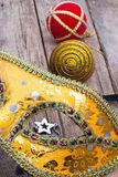 Carnival,new year's mask Stock Image