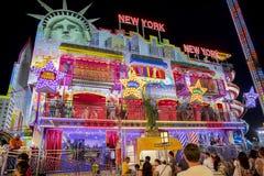 Carnival New York, New York Scene Royalty Free Stock Photography