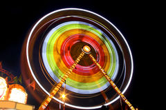 Carnival in night Royalty Free Stock Photography