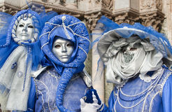 Carnival outfits royalty free stock images