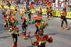 Carnival parade Royalty Free Stock Photography
