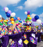 Carnival parade Stock Image