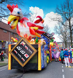 Carnival parade Stock Images