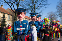 Carnival parade Royalty Free Stock Photos
