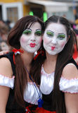 Carnival Parade, Limassol Cyprus 2015 Royalty Free Stock Images
