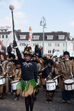 Carnival parade of Maastricht 2011 Stock Photography